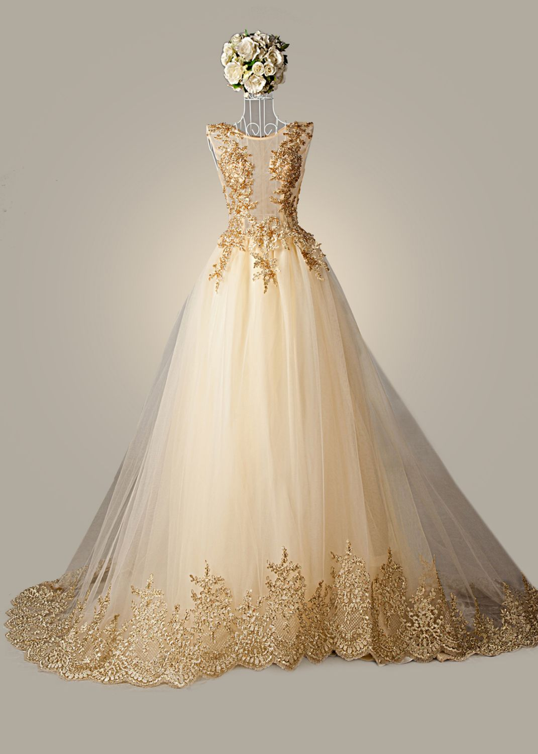 Wedding Dress W2001